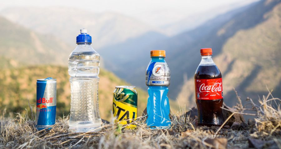 Drinks for when you compete… which is best for you?