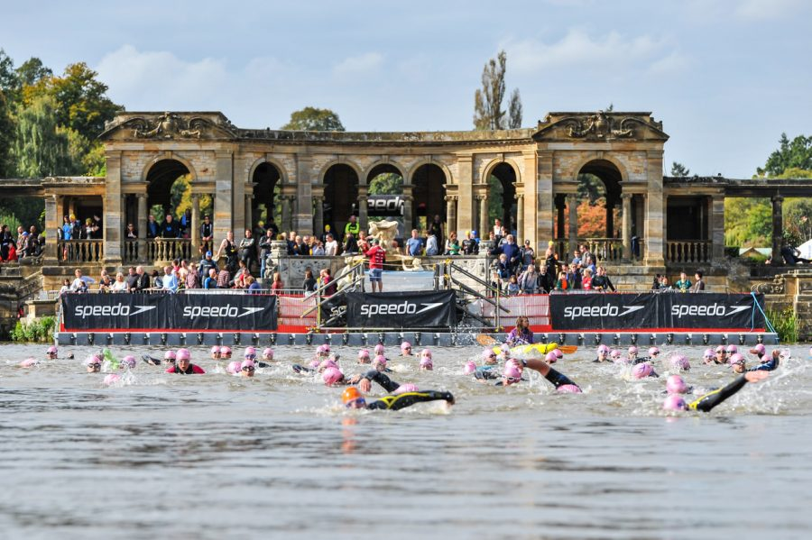 Hever Castle Triathlon hailed a success as 6,000 athletes compete