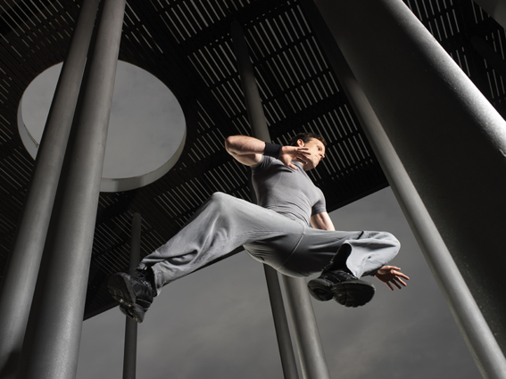 Quick fire questions with Parkour Generation's Dan Edwardes