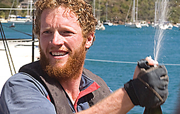 Paul Ridley: the youngest American to row the Atlantic
