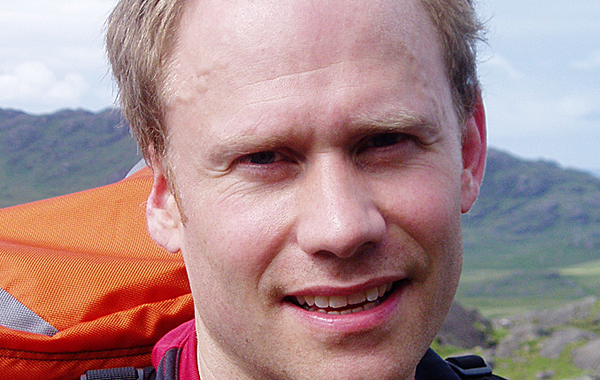 Jamie Andrew: succeeding in the face of adversity