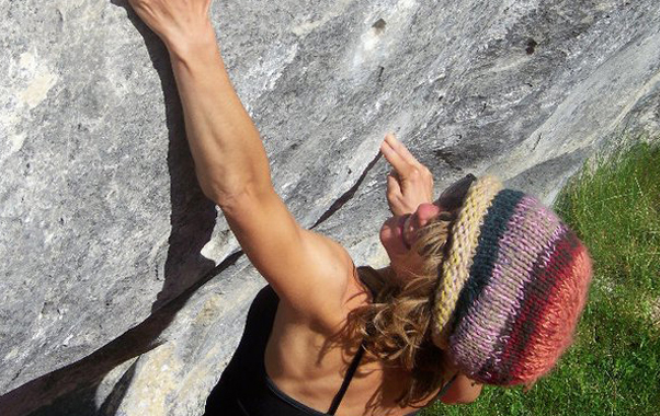 Neko Catanzaro: the climber with a passion for travel