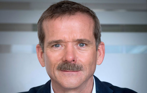 Chris Hadfield: the wonderful mind of the first Canadian to walk in space