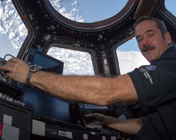 CAH in Command in Space 3 - Photo Credit - NASA copy
