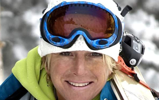 Kim Reichhelm: the skiing legend eager to share her knowledge