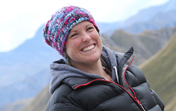 Quick-fire questions with British kayaker Claire O'Hara