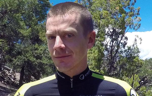 An interview with endurance mountain biker Jeff Kerkove
