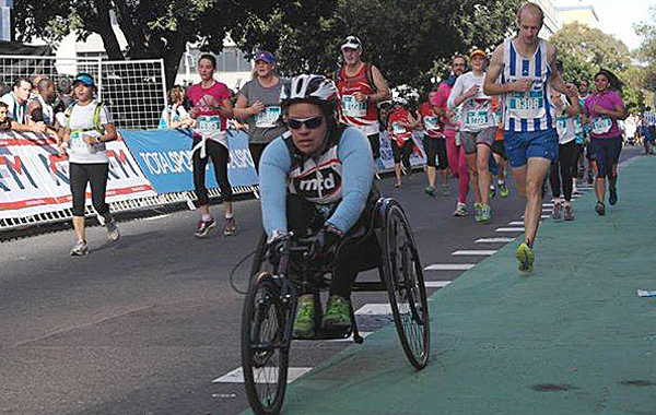 Catherine van Staden on chasing her dreams and overcoming life's toughest obstacles