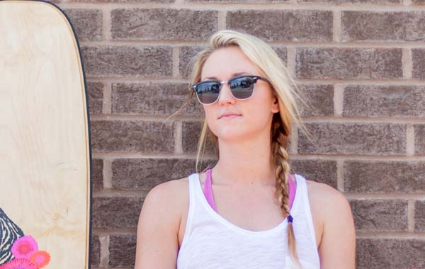 Quick-fire questions with pro flowboarder Austyn Victoria