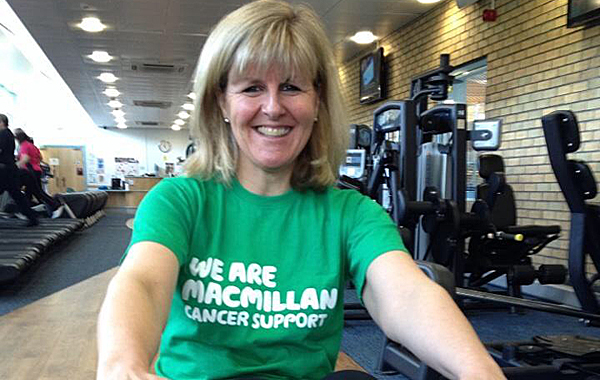 Jo Moseley: one lady's tenacity to raise money for those affected by cancer