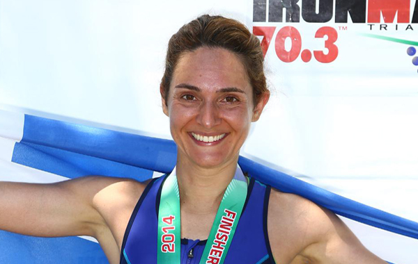 Katerina Tanti: passionate triathlete setting her sights high