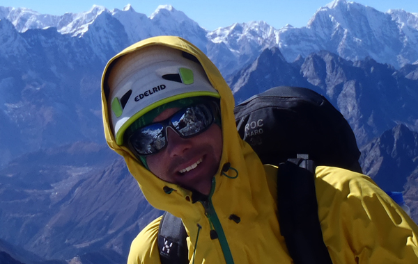 James Thacker: from the Peak District to Chamonix in the French Alps and beyond