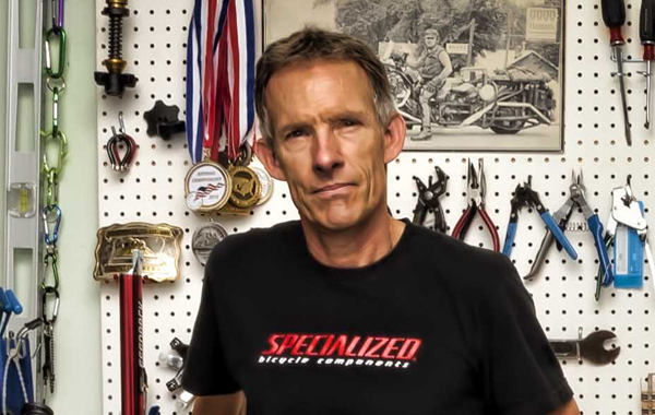 An interview with mountain biking pioneer Ned Overend