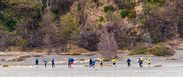 Patagonian International Marathon – the race that's nearly out of this world