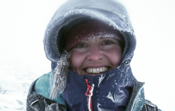 Rebecca Coles: sharing her passion for mountains with the world