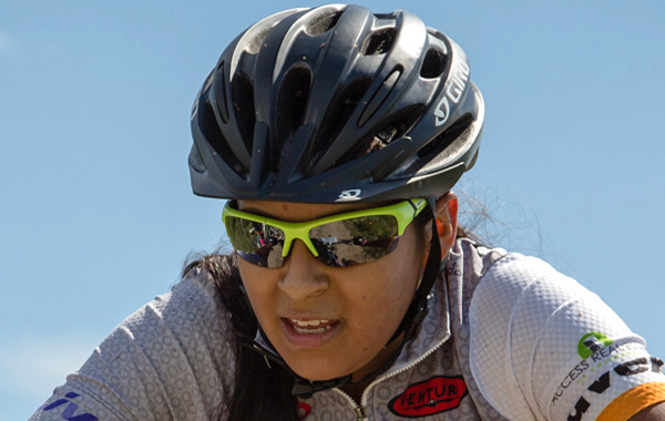 Abigail Elizalde: a life transformed through the power of cycling