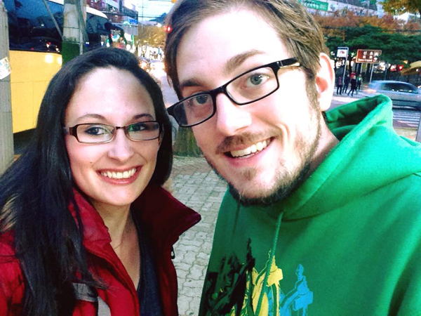 Live Learn Venture: one American couple's dream to teach in South Korea