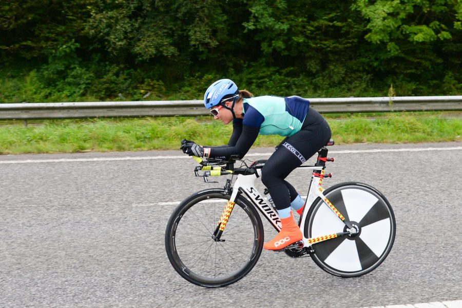 Jasmijn Muller abandons LEJOG record attempt